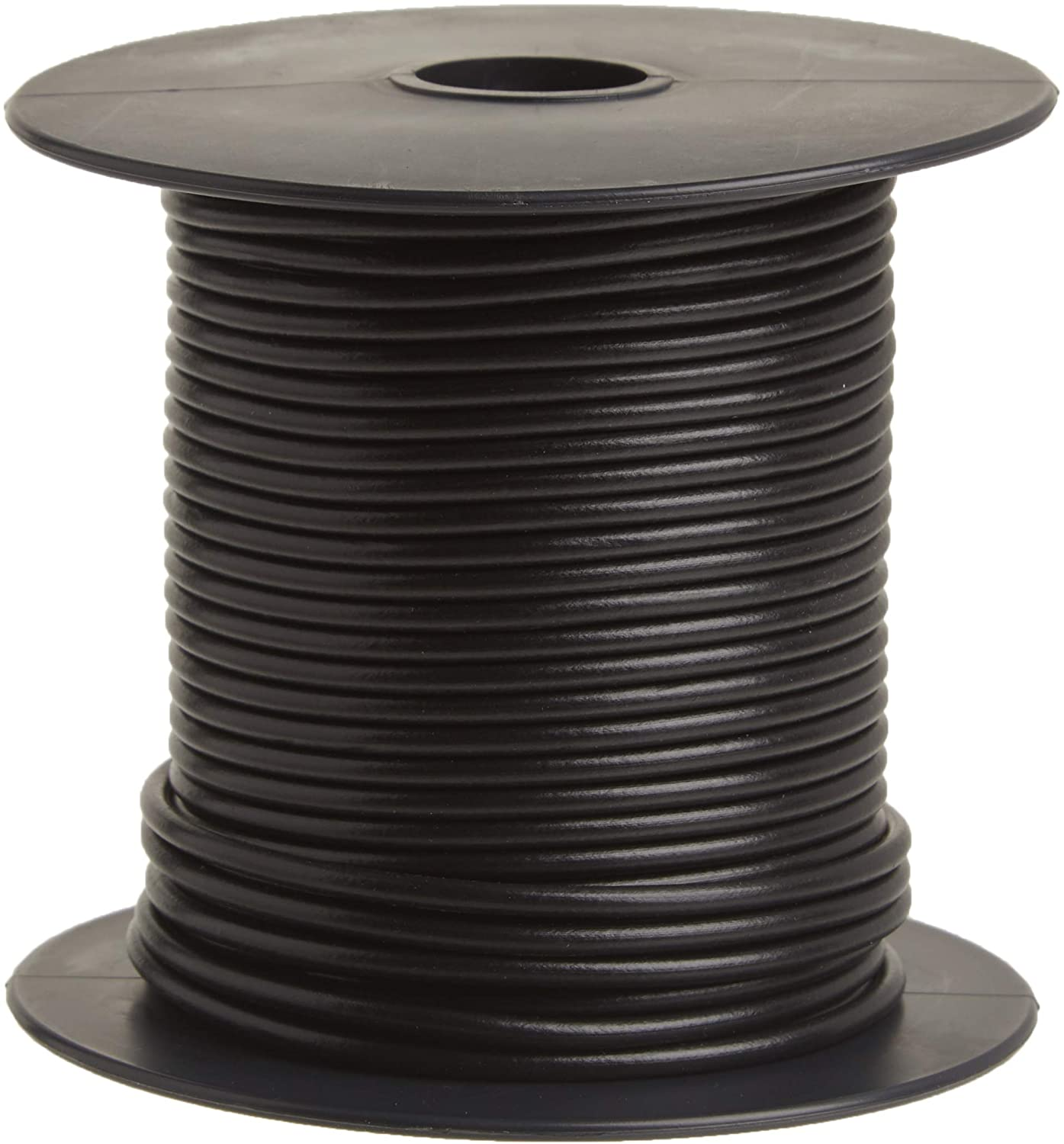 16-Gauge 100-Feet Bulk Spool Made in USA Yellow Color Stranded Copper Wire