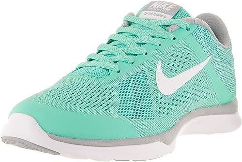 tienda de descuento atractivo y duradero a pies en Amazon.com | Nike Womens In-Season Tr 5 Hyper Turq/White/Wlf Gry ...