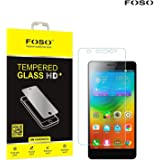 FOSO(™) Lenovo [A7000 / K3 Note ] [ K3 Note Turbo ] 2.5D Curved Edge 9H Hardness Toughened Tempered Glass Screen Guard Protector