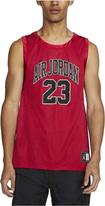 Fraseología Golpeteo Préstamo de dinero  Nike Men's Jordan DNA Distorted Basketball Jersey at Amazon Men's Clothing  store