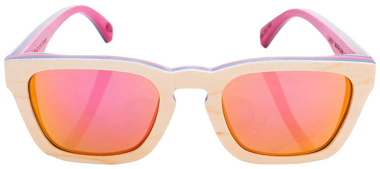 WOODYS Lady Marian 0, 51 - gafas, unisex, color beige/rosa ...