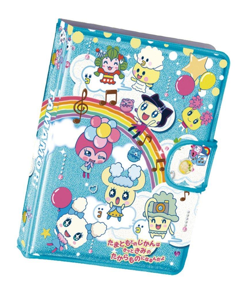 Glitter Tamamori seal book New friends ver. ver. ver. (japan import) b8fac6