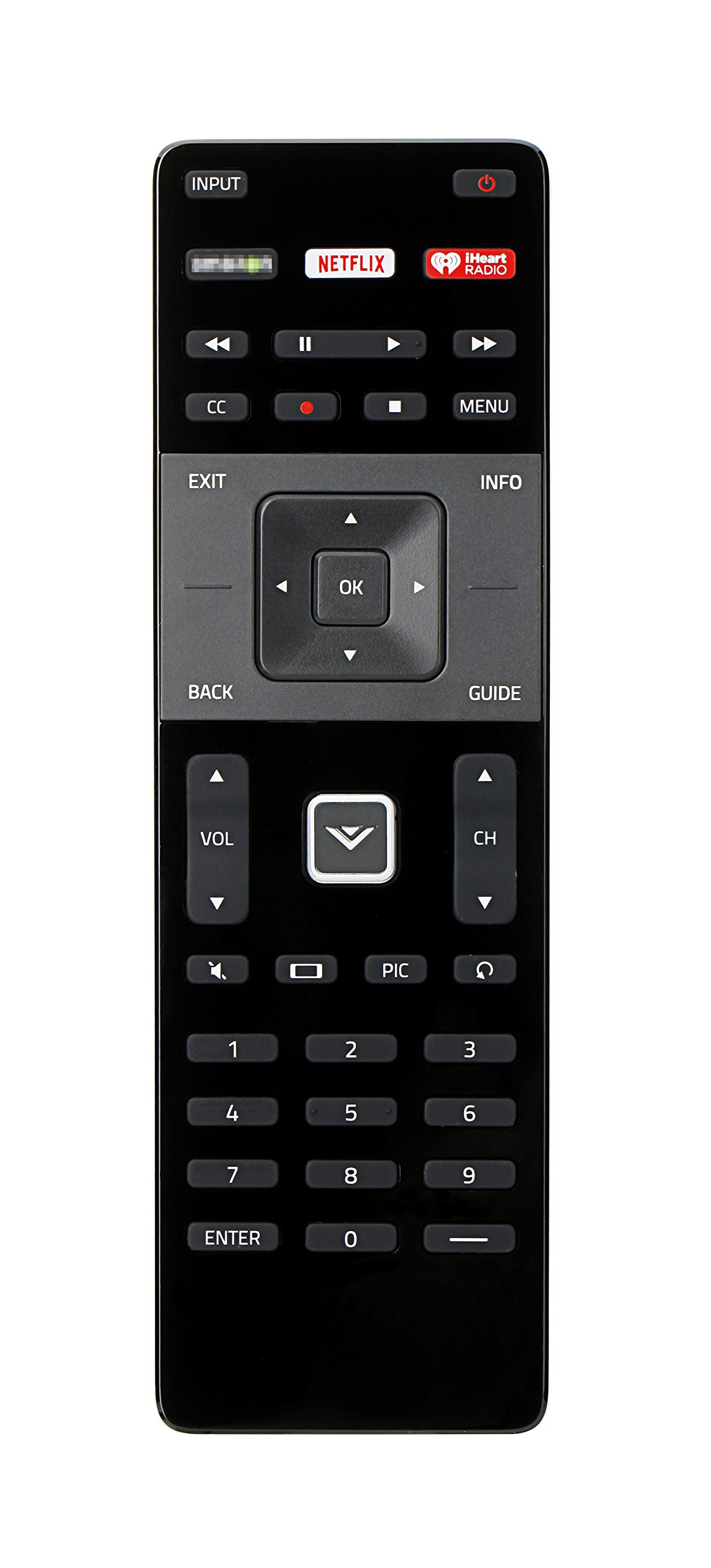 Control Remoto VINABTY XRT122 Vizio LCD LED HD TV E28hc1 ...