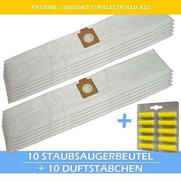 DP 9000 Powerprof Classic 10 Staubsaugerbeutel Für LUX 140701508