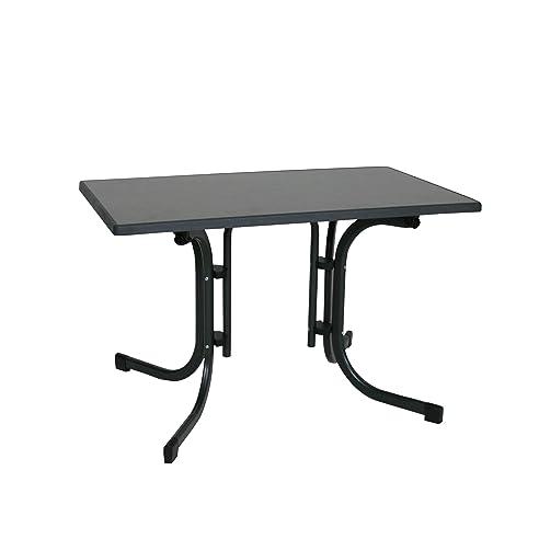 Klapptisch esstisch  Amazon.de: Klapptisch Esstisch Gartentisch 110x70x70cm ...