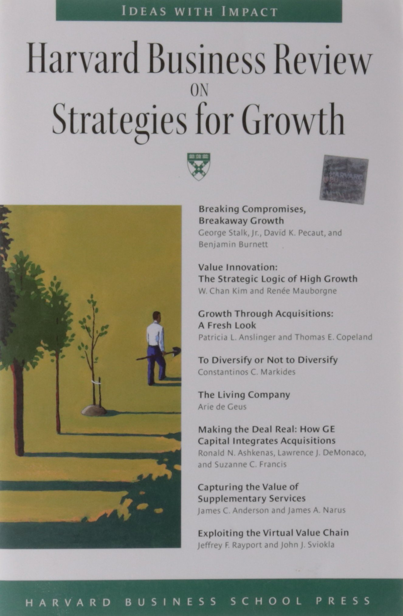 Harvard Business Review on Strategies for Growth (Harvard Business Review Paperback Series)