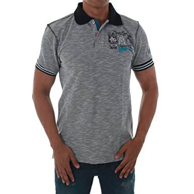 Geographical Norway Polo Azul Marino XXL: Amazon.es: Ropa y accesorios