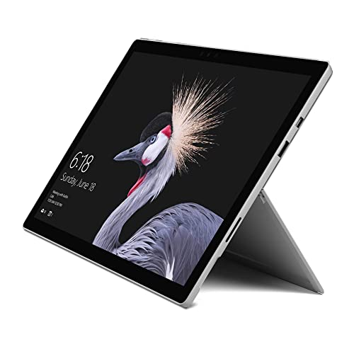 Microsoft Surface Pro Ordenador portátil 2 en 1 12 3 Intel Core i5 7300U 8GB RAM 256GB SSD Intel Graphics Windows 10 Pro Plata