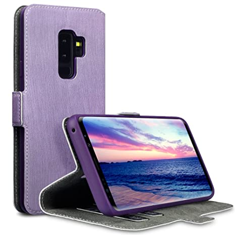 samsung s9 plus custodia pelle