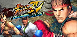 Street Fighter IV Champion Edition by CAPCOM CO., LTD.