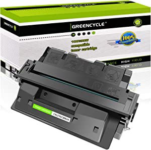 GREENCYCLE Compatible Toner Cartridge Replacement for HP 61A C8061A Use for Laserjet 4100 4100MFP 4100dtn 4100n 4100tn 4101MFP 4100SE Printer (High Yield, Black, 1-Pack)