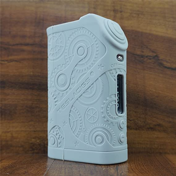 19b17a877f5 Amazon.com  ModShield for Tesla Steampunk Nano 120W Silicone Case ...