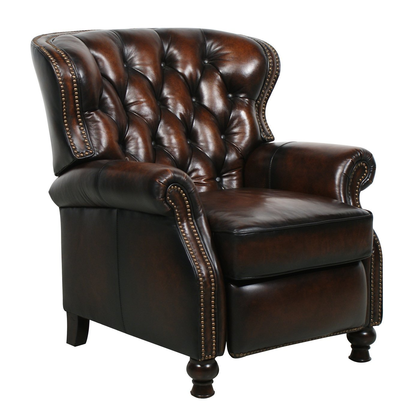 BarcaLounger Presidential II Recliner Chair - Stetson Coffee