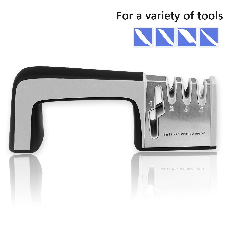 Knife Sharpening Systemknife Sharpenermaintaining Dulled Kitchen & Sporting K.. 14