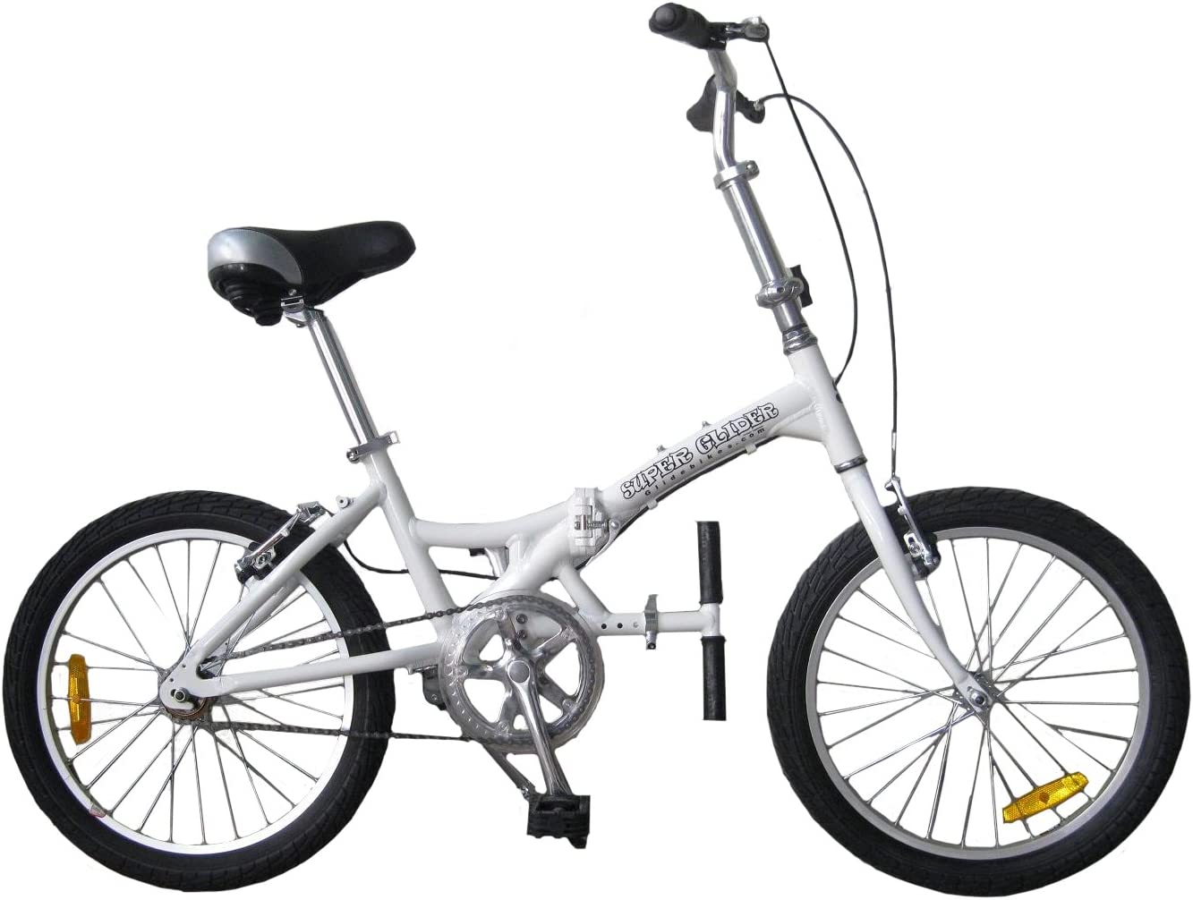 Glide Bikes Super Glider - Bicicleta de Equilibrio Plegable para ...