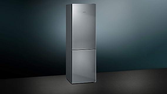 Siemens Kühlschrank Silber : Siemens kg nvi a kühl gefrier kombination gefrierteil unten