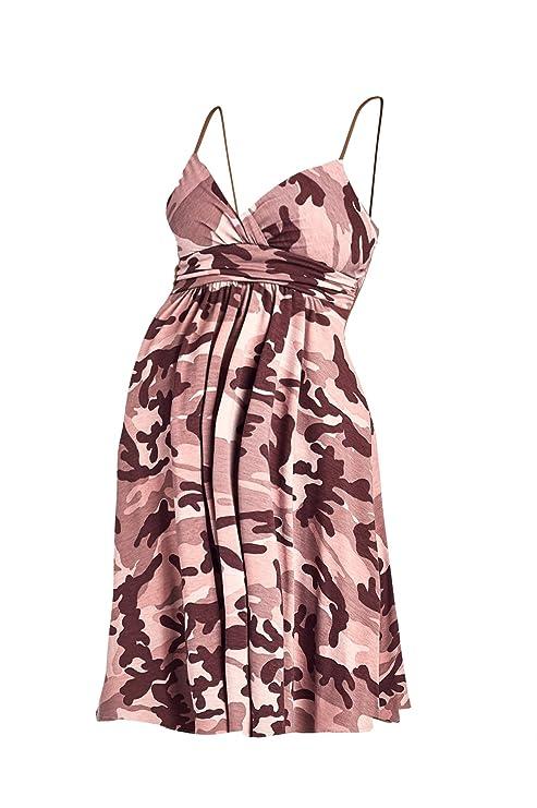 58415fe7aa2ae Beachcoco Women's Maternity Sweetheart Short Dress Made in USA at Amazon  Women's Clothing store: