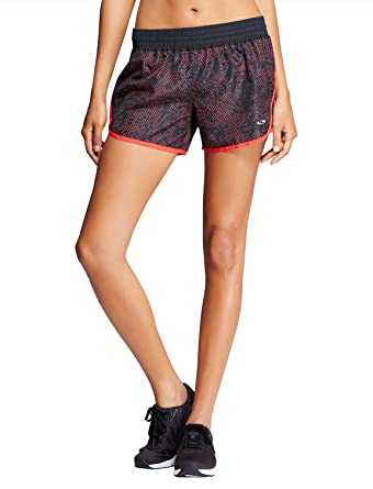 e4c51b01adce C9 Champion Women s Woven Run Shorts at Amazon Women s Clothing store
