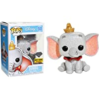 Boneco Funko Pop! Disney Dumbo #50 (Diamond Collection) Edição Limitada
