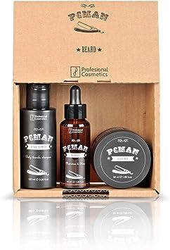 Profesional Cosmetics - Pack productos para cuidado de barba ...