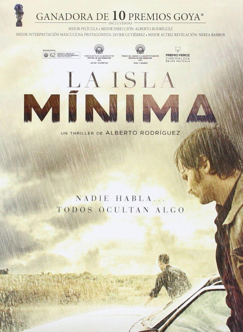 La Isla Minima Blu-Ray Digibook [Blu-ray]: Amazon.es: Raúl ...