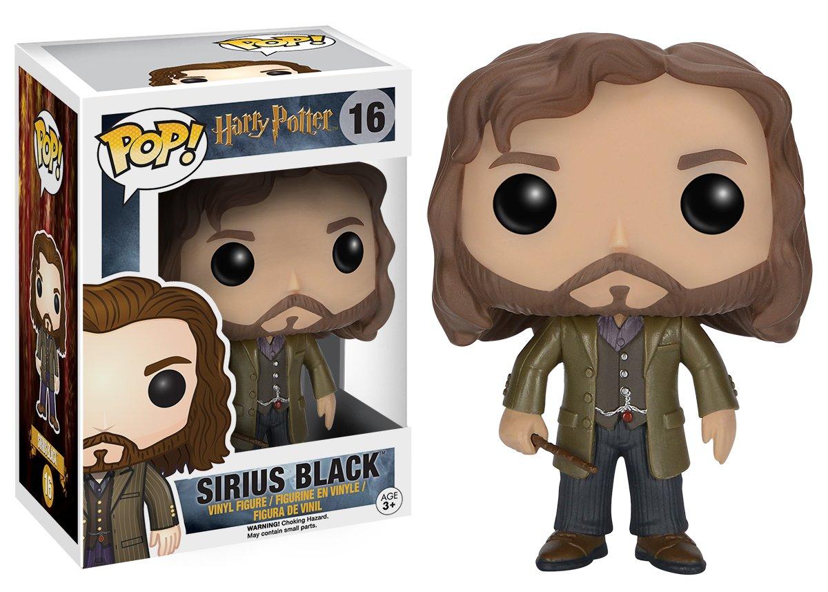 Funko Pop! Harry Potter - Sirius Black