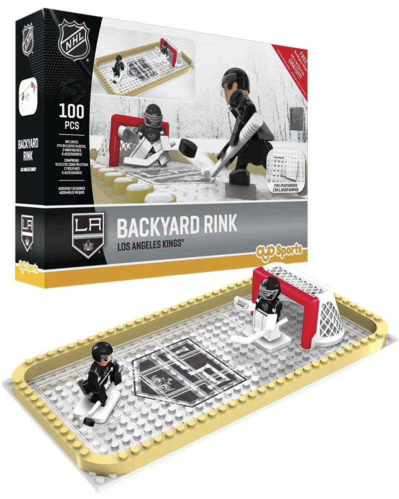 amazon com nhl boston bruins backyard rink set small black