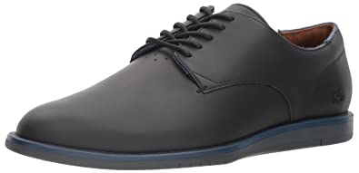 c151743e673 Lacoste Laccord 417 1 Oxford Black Black 11.5 D(M) US  Buy Online ...