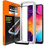Spigen, Samsung Galaxy A50s / A50 / A30s / A30 Tempered Glass Screen Protector, AlignMaster, Edge to Edge full coverage, Case Friendly, Samsung A50s/A50/A30s/A30 Screen Guard