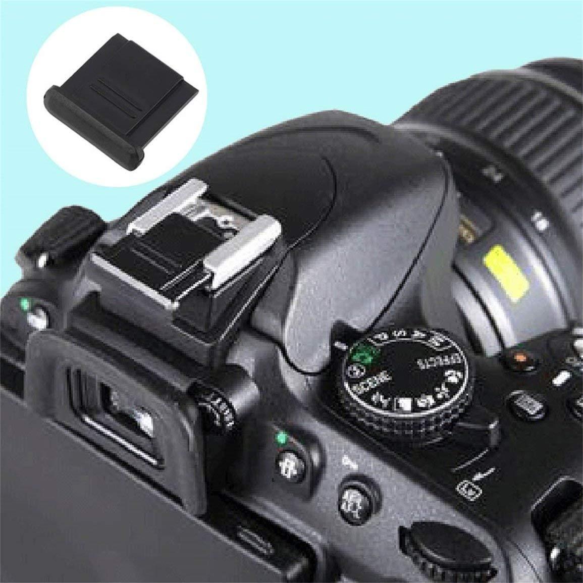 Flash de Zapata Cubierta del Casquillo Protector para Nikon D90 ...