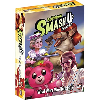 Smash Up: What were We Thinking: Toys & Games