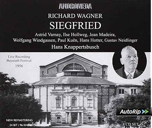 Siegfried: Varnay-Hollweg-Madeira-Windga