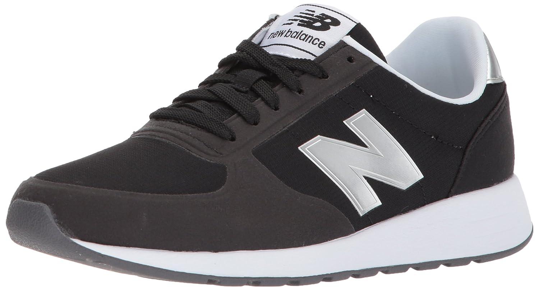 New Balance Women's 215v1 Lifestyle Sneaker B06XWSW2GQ 9 B(M) US Black