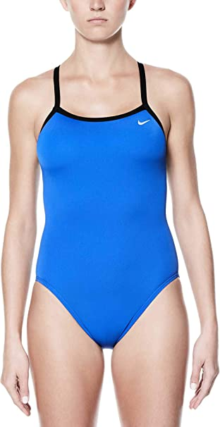 Amazon.com: NIKE Swim Poly traje de baño de ...