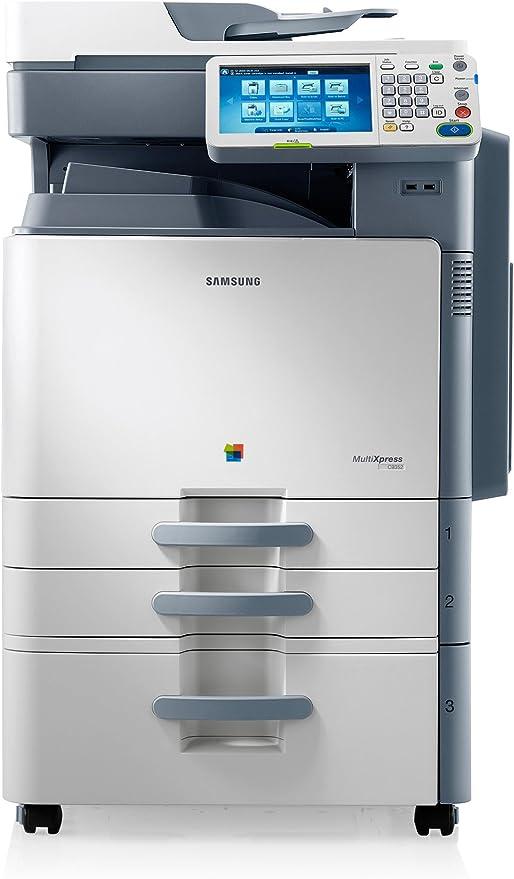 Samsung CLX-9352NA Multifuncional - Impresora multifunción (Laser ...