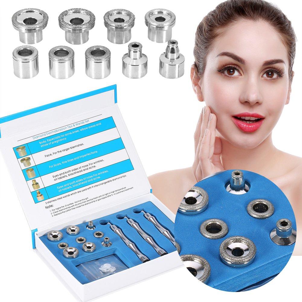 Diamond Microdermabrasion Exfoliation System Massage Multifunction Facial Machine Salon Spa Beauty Equipment ZJchao