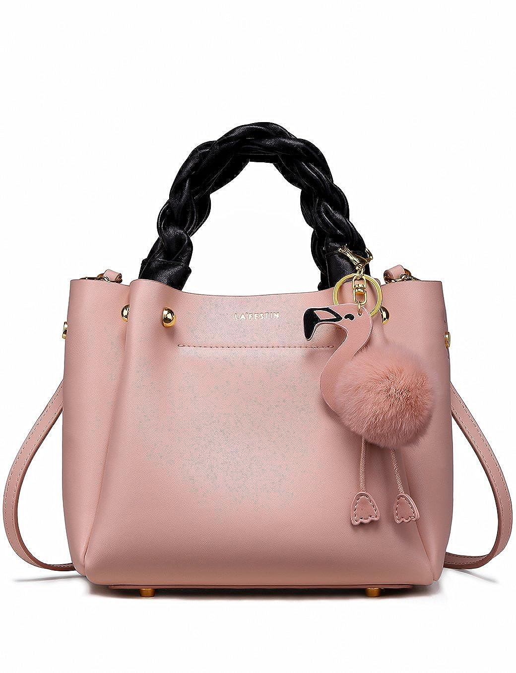 3973e945229c LA FESTIN Designer Fashion Shoulder Tote bag Handbags in Genuine ...