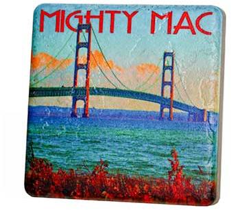 Mighty Mac Coaster