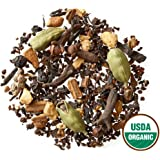 Golden Moon Tea, MASALA CHAI TEA, 181 Servings, Authentic Original Organic Recipe