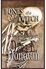 BONES OF A WITCH: Book 4 (Detective Marcella Witch's Series) Kindle Edition