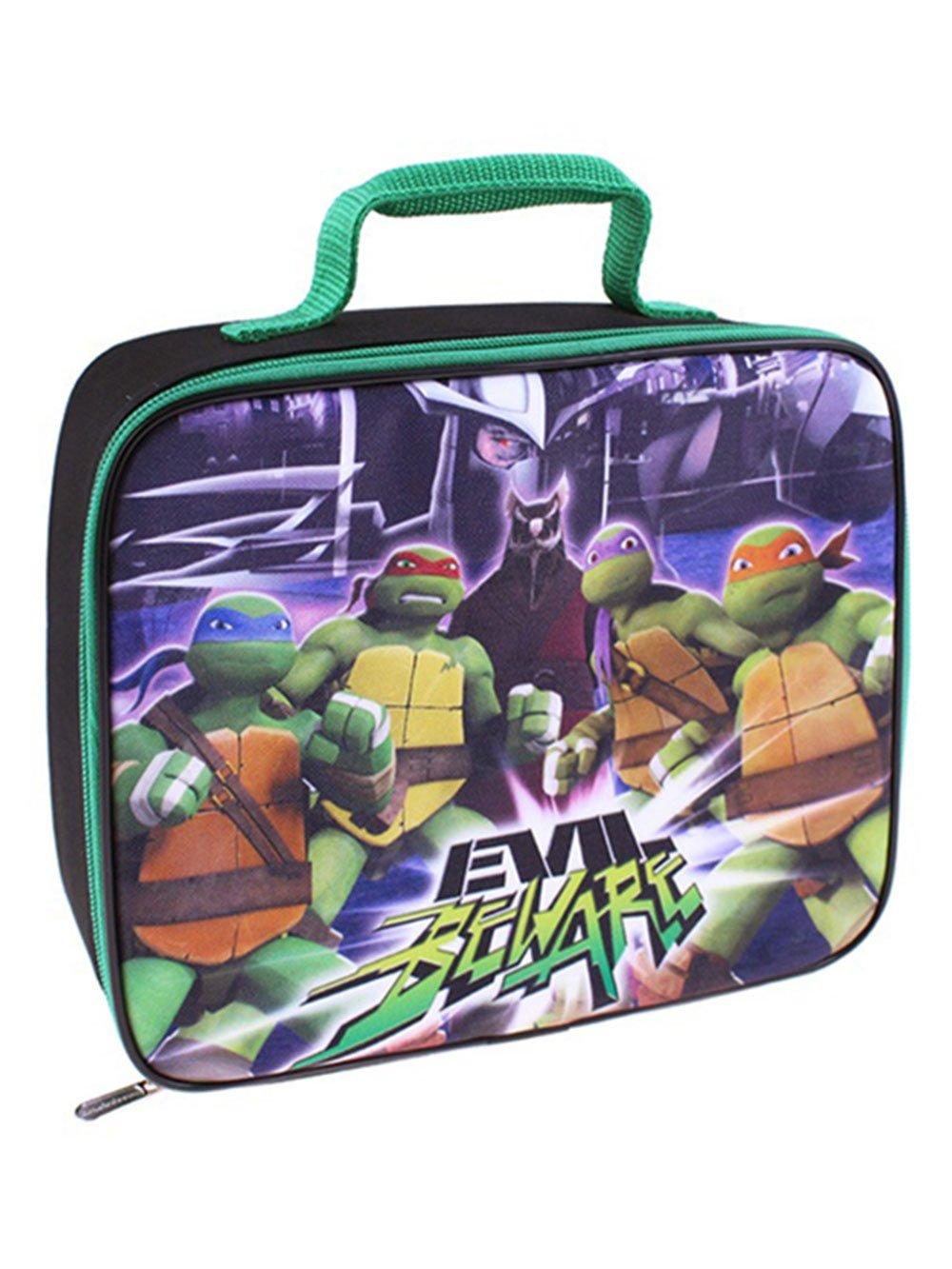 Teenage Mutant Ninja Turtles - Fiambrera para de