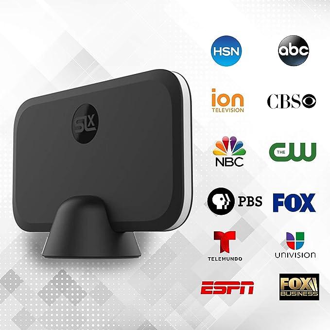 Antena de TV digital Livewave para interiores: Amazon.es: Electrónica