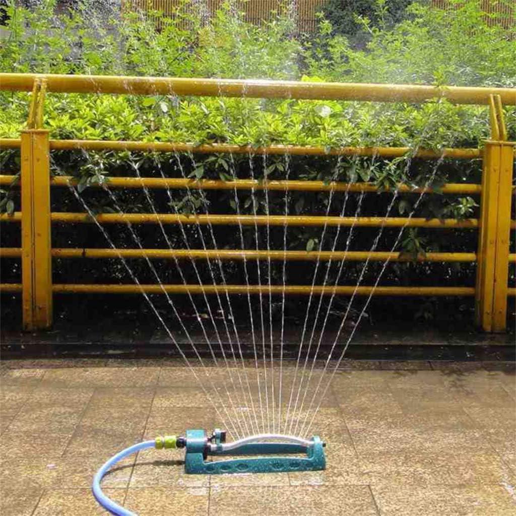 Cour Biaobiaoc Arroseur oscillant en Plastique avec Base en m/étal Indestructible Outil de Jardinage Syst/ème dirrigation pour Jardin pelouse