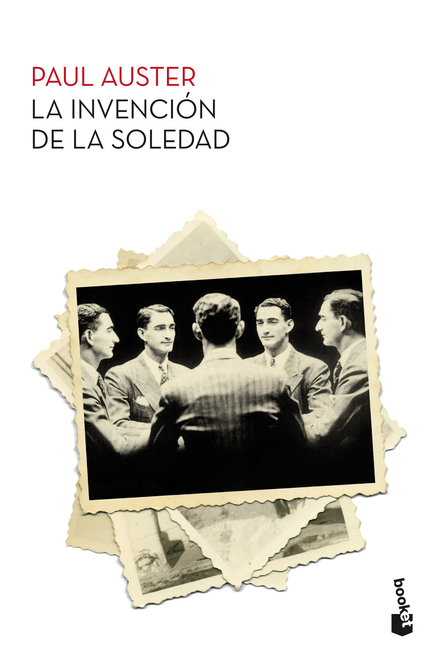 La invención de la soledad (Biblioteca Paul Auster): Amazon.es: Auster, Paul, Ciocchini Suárez, M.ª Eugenia: Libros