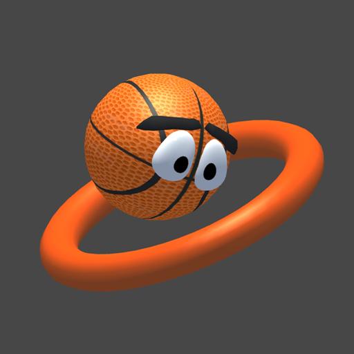 (Jump Shot - Bouncing Basketball Game)