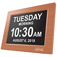 Deals on American Lifetime Extra Large Impaired Vision Digital Clock