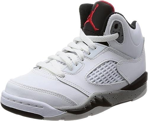 Zapatillas de Baloncesto para Ni/ños GS NIKE Air Jordan 5 Retro Low