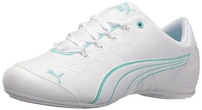 d1d3dbe60189 PUMA Women s Soleil V2 Comfort Fun Walking Shoe