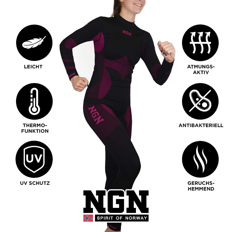 06cd5055d15b3 NGN Skiunterwäsche Damen aus Norwegen