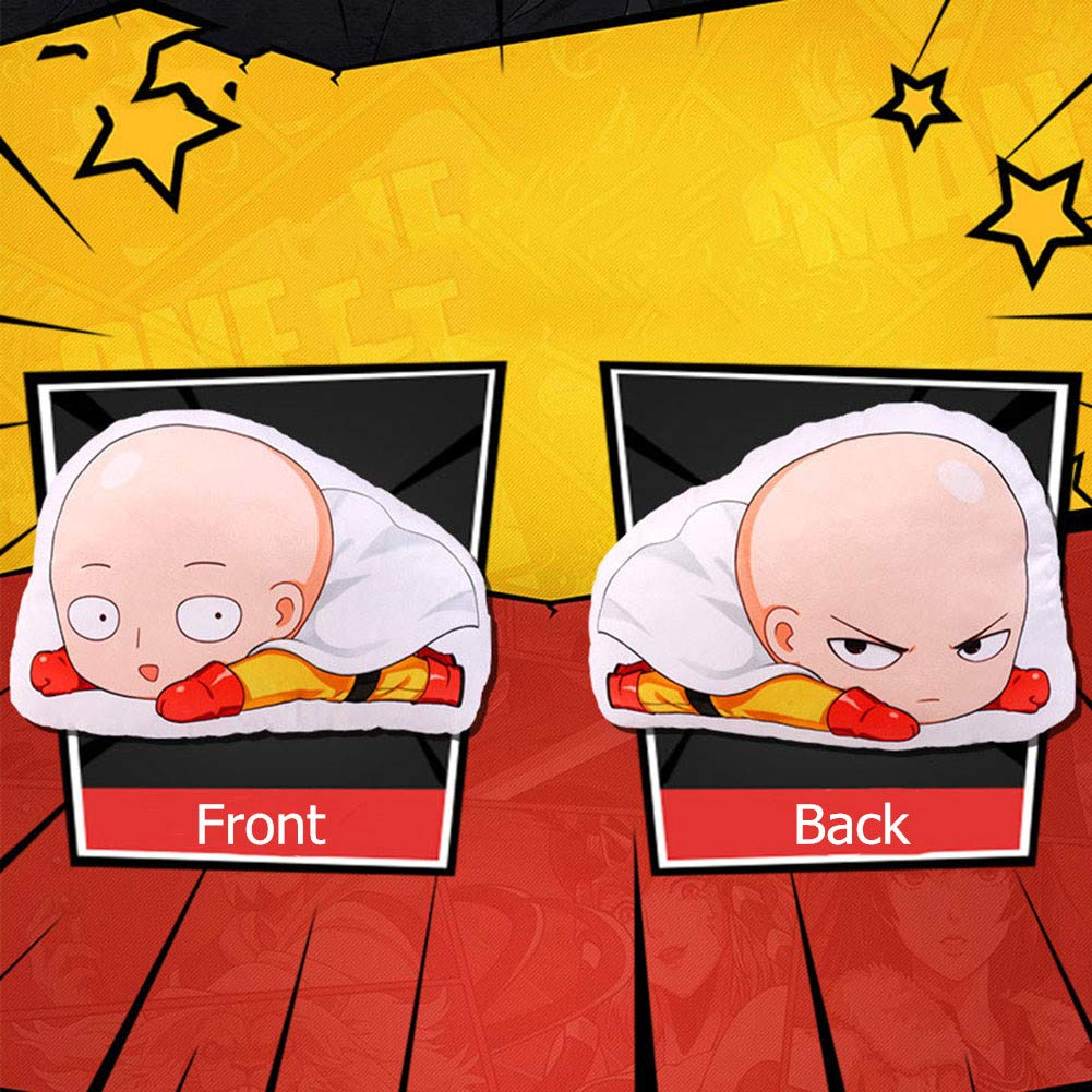 ALTcompluser Cojín de Peluche Anime One Punch Man ...